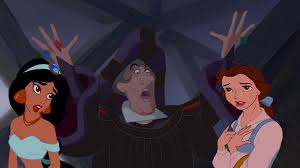 Nani and Denahi jimmy, hunitumia and Frollo au Belle and Frollo?