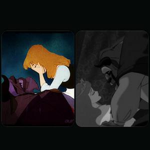 चमेली & Tulio Beast & Aurora या Beast & Cinderella?