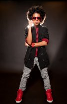 My number one boy is like Princeton because he is extremely cute with really pretty hair