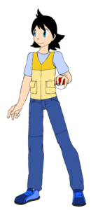 Faust's Pokémon: Pumbaa (Emboar) Clove (Leavanny) Anais (Lopunny) Aspen (Jolteon) Waveskim (Carracos