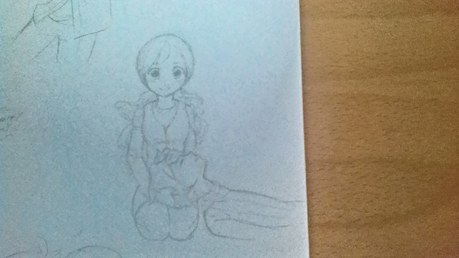 """(Figured XP) (Ugh XP My brother's tablet takes horrible pics XP) """"Why not, though?"""" Persephone aske"""
