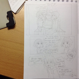 (Rushed page is rushed XP)