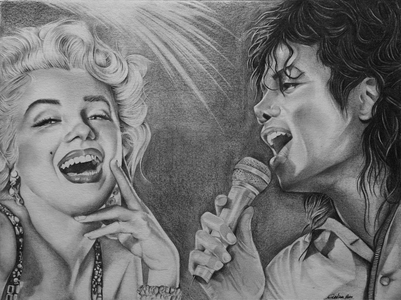 Michael and Marylin