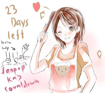 ~23 days left~knb fanpop countdown>>riko sama