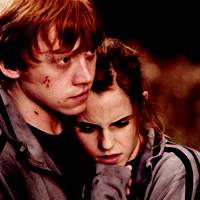4. With Ron