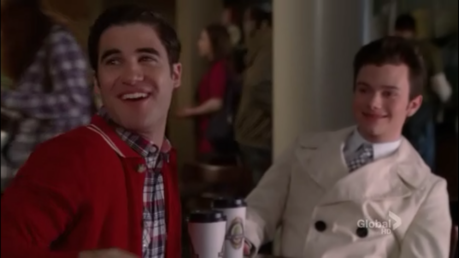 Klaine's first I upendo yous :)
