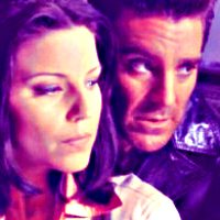 2.CAT - Miss Parker & Jarod from The Pretender