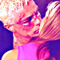 3.CAT - Buffy & Spike from Buffy, the Vampire Slayer