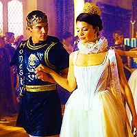 1. Orange & Blue - Henry/Anne (The Tudors)