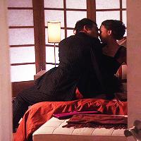 8. Bedroom - Chuck/Blair (Gossip Girl)