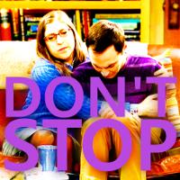 3. Bold Text {Sheldon & Amy ~ [i]The Big Bang Theory[/i]}