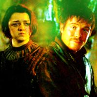 5. Wall {Gendry & Arya ~ [i]Game of Thrones[/i]}