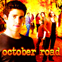 *waves* 1 - October... Road. [/jaw-dropping creativity]