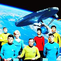 6. Adventure (Enterprise Crew - estrella Trek, The Original Series) I forgot this mostrar in my CATs... O
