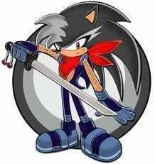 Name: Kazu species: Hedgehog পশম color: Blue hair color: Blue eye color: red Powers: Lightning