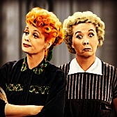 Round 7: Lucy & Ethel