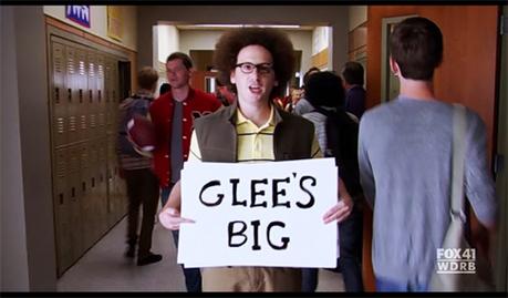 Glee Actually