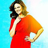 1. Wearing Red