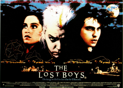 giorno 1: preferito Vampire Movie besides the Twilight Saga,my other fave vampire movie is The Lost B