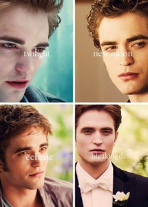 giorno 3: preferito Vampire Character ...Edward Cullen(and Bella when she became one too)