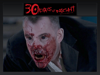 giorno 6: Least preferito Vampire Movie ...30 Days of Night...sooooooooo awful