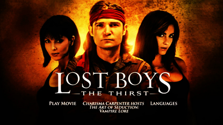 giorno 6: Least preferito Vampire Movie [b]Lost Boys: The Thirst (2010)[/b] I don't remember I watch