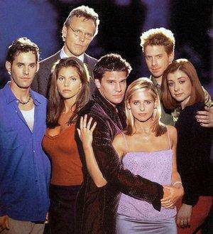 araw 8: paborito TV ipakita with Bampira ...Buffy the Vampire Slayer