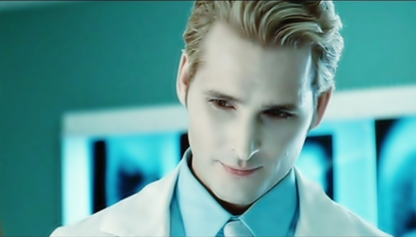 giorno 10: Vampire with the Biggest cuore ...Carlisle Cullen,Twilight Saga
