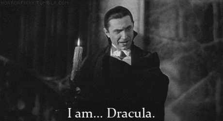 giorno 11: Most Overrated Vampire Dracula ( I mean All of them)