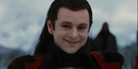 giorno 16: Vampire te would Kill ...Aro