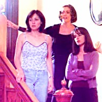 Round 1 - Season 1 1. The Charmed Ones