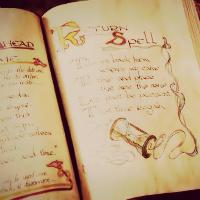 5. Book of Shadows