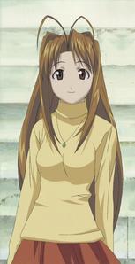 Naru from Love Hina