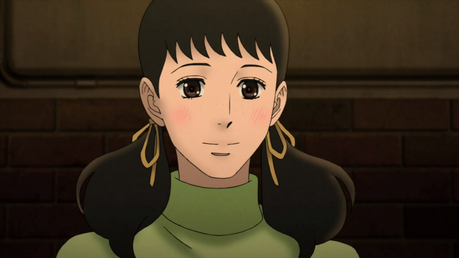 Ritsuko from Kids On The Slope