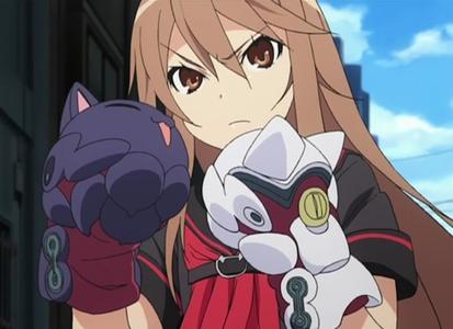 Ryouko - Okami - San and her Seven Companions