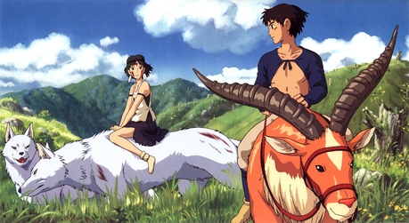 Princess Mononoke it truly teaches us about coexisting with nature and it even doesn't pick sides in