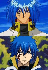 Sieg Hart from Rave Master and Jellal from Fairy Tail