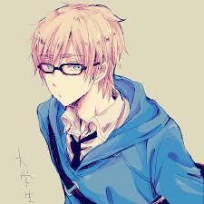Name: Yasashi Nishiro Nickname: Rich-Boy Age: 15(Junior) Gender: Male Appearance: Pic