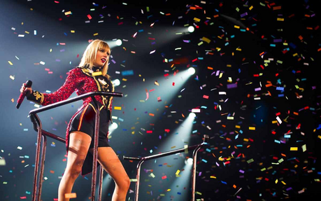 Taylor swift tour dates dallas