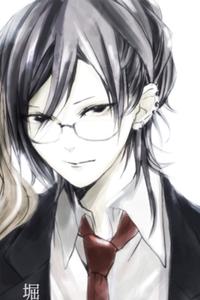 Miyamura from Horimiya (I think that was the name)