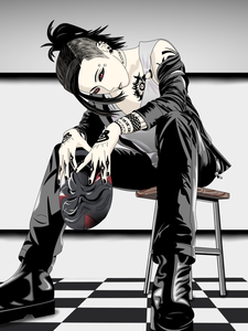 How did people not include Uta from Tokyo Ghoul?