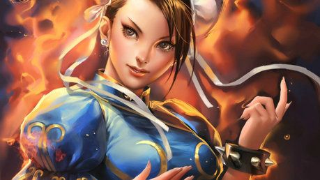 I can't stand Chun-Li from rue Fighter.