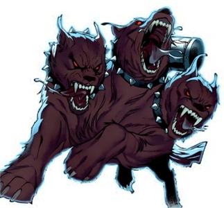 Hell hound spirit