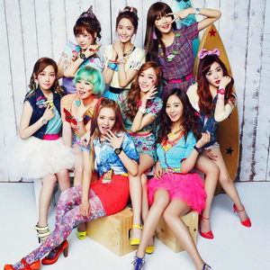 Girls Generation<333
