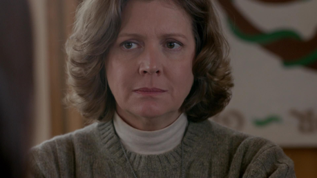 8. Mrs. Parker. Yes, it's Kristin Sutherland, but she's no Joyce Summers. Far from it.