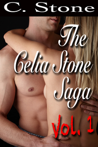 The first megabook collection of this new erotic series. The first three novellas include different
