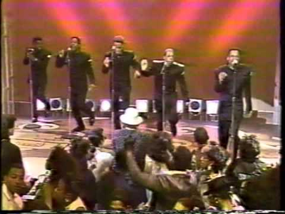 """New Edition, R&B vocal group from the """"'80's"""""""