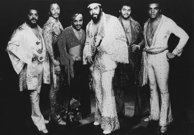 The Isley Brothers. Old School R and B