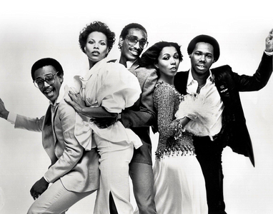 """""""'70's"""" R and B vocal group, Chic"""