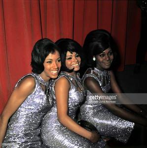 """'60's"" Vocal group, The Marvellettes"